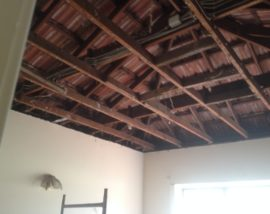 Gyprock-ceiling-repair-Plympton